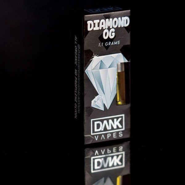 Dank vape Diamond OG