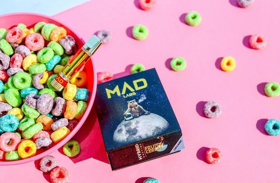 Mad Labs Carts